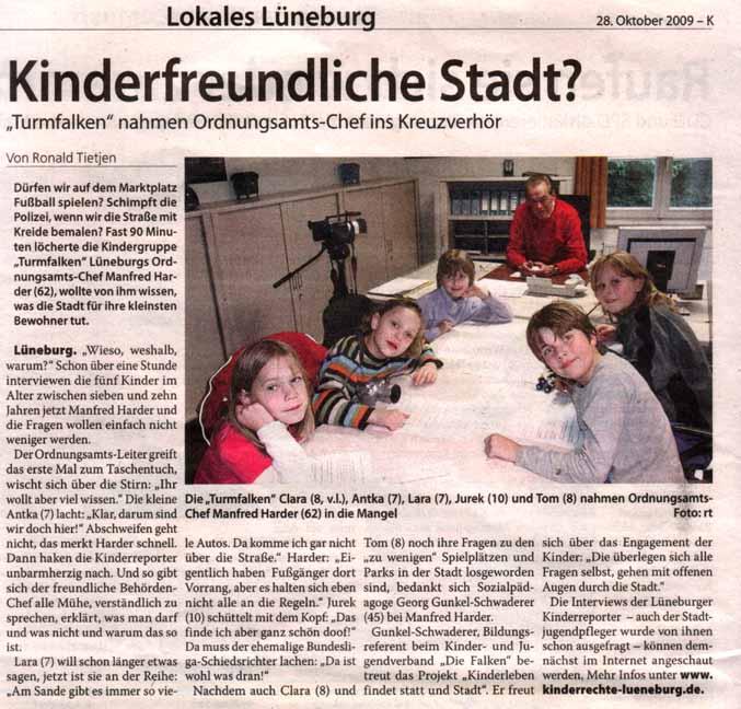 """""""Kompakt"""" vom 28.10.2009"""